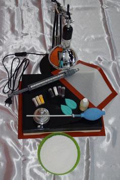 Zuckerartistik Werkzeug mit Koffer