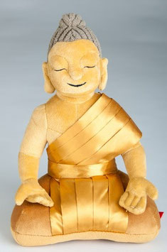 MY FIRST BUDDHA, braun