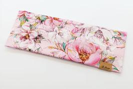 """Stirnband & Knotenstirnband """"Blumen"""""""