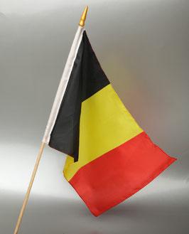 Drapeau belge - Format supporter