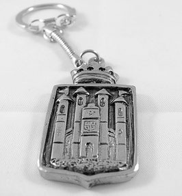 Porte-clefs Porte de la ville de Mons