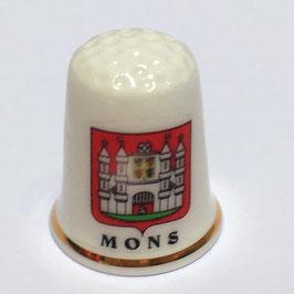 Dé - Blason de Mons
