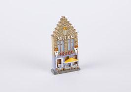 Magnet - Belgian Frites'house