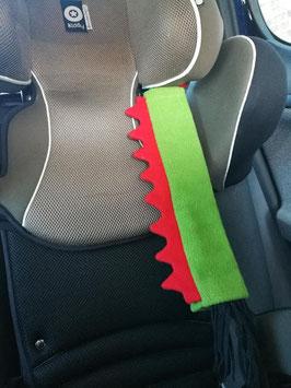Protection pour ceinture de sécurité