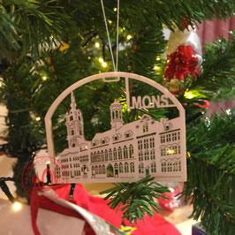 Suspension de Noël - Grand-Place de Mons