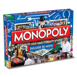 Monopoly - Ducasse de Mons