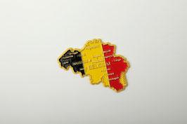 Magnet Carte de Belgique
