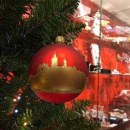Boule de Noël Panorama de Mons