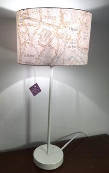 Lampe Carte IGN