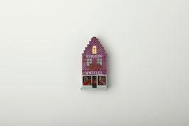 Magnet - Belgian Wafles' house