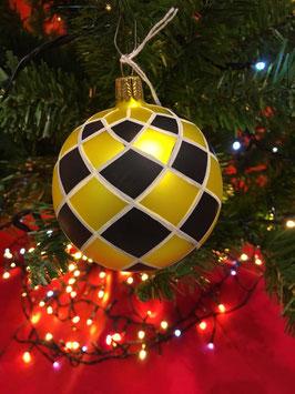 Boule de Noël aux couleurs du Chapitre