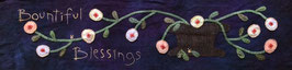 Bountiful Blessings Wool Appliqué Kit