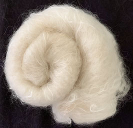 The ultimate luxury batt for spinning!