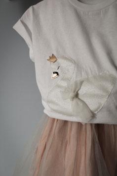 Kinder Shirt Schwanenliebe
