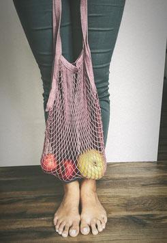 Netztasche aus Baumwolle