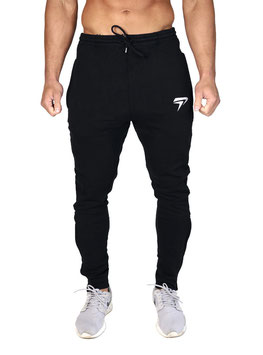 Physiq Apparel Supreme Fleece Bottoms Black