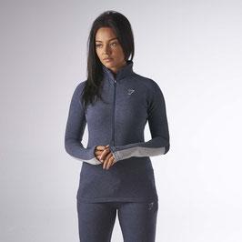 GymShark Impulse Pullover Sapphire Blue