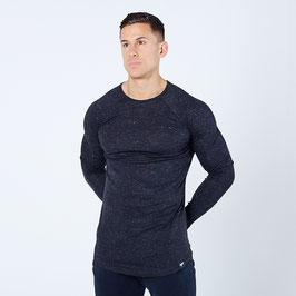 Physiq Apparel Lifestyle Long Sleeve Black