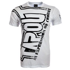 Tapout Hardcore T-Shirt weiß