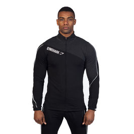 GymSharkFit Reflective Tracksuit Top