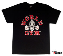 World Gym Classic T-Shirt schwarz