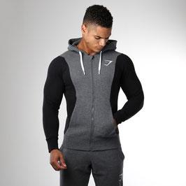 GymShark Carbon Hoodie Charcoal / Black