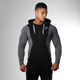 GymShark Carbon Hoodie Black / Charcoal