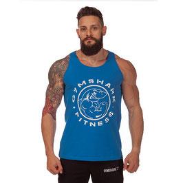 GymShark Fitness Vest Tank Azure