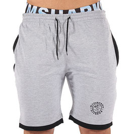GymShark Shorts Grey / Black