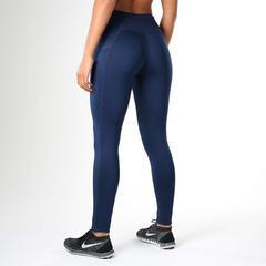 GymShark Dry Sculpture Leggings Blue