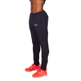 GymSharkFit Tapered Bottoms Navy Blue