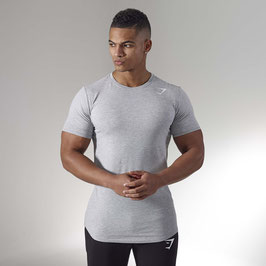 GymShark Ark T-Shirt Light Grey