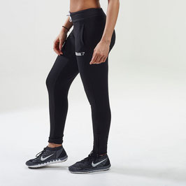 GymShark Fit Ladies Bottoms Black / White