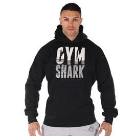 GymShark Loudmouth Hoodie Black