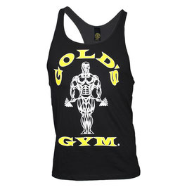 Golds Gym Stringer black