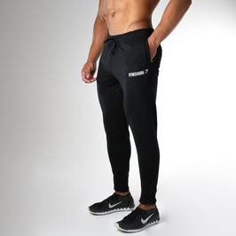 GymShark Fit Tapered Bottoms Black