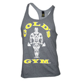 Golds Gym Stringer arctic grey