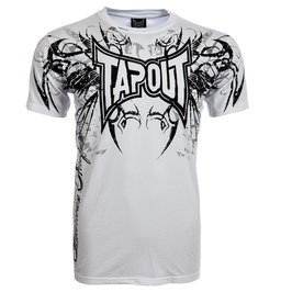 Tapout Darkside T-Shirt weiß