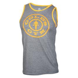 Muscle Joe Athlete Tank Arctic / Gold
