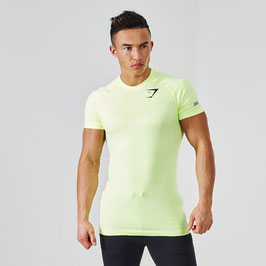 GymShark Fit Seamless T-Shirt Volt