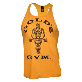 Golds Gym Stringer Gold