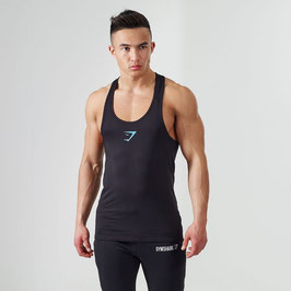 GymShark ION Stringer Black