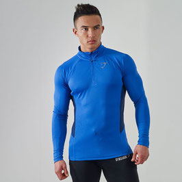 GymShark Elevate Pullover Navy Blue