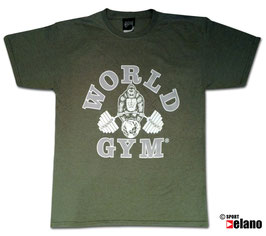 World Gym Classic T-Shirt olive