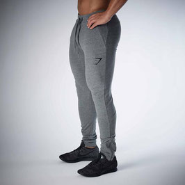 GymShark Fit Tapered Bottoms Charcoal