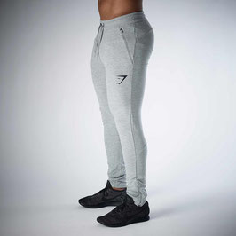 GymShark Fit Tapered Bottoms Grey
