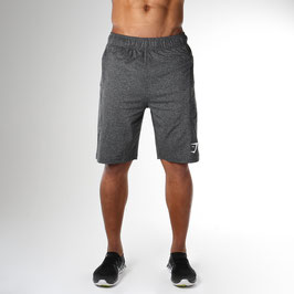 GymShark Element Sweat Short Black