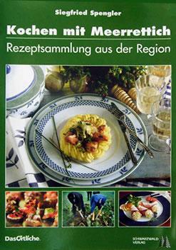 Buch Kochen mit Meerrettich - Rezeptsammlung aus der Region