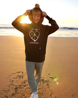 Peaceful warrior hoodie