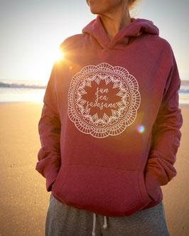 Sun Sea Savasana Hoodie